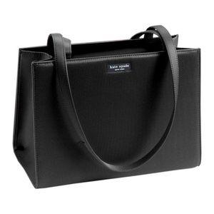 Kate Spade Iconic Sam Black Tote Bag